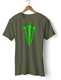 DoubleFive Classic T-Shirt Monsterkralle Neon