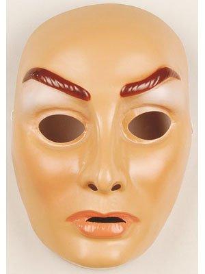 Müller Karneval-Maske Frau Theater Haut Einheitsgröße