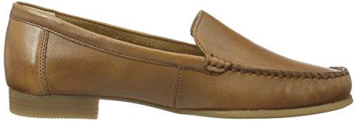 Caprice 24253, Mocassins (loafers) femme Marron (Nut Nappa)