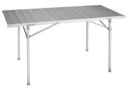 Brunner titanium quadra 6 tavolo con struttura pieghevole
