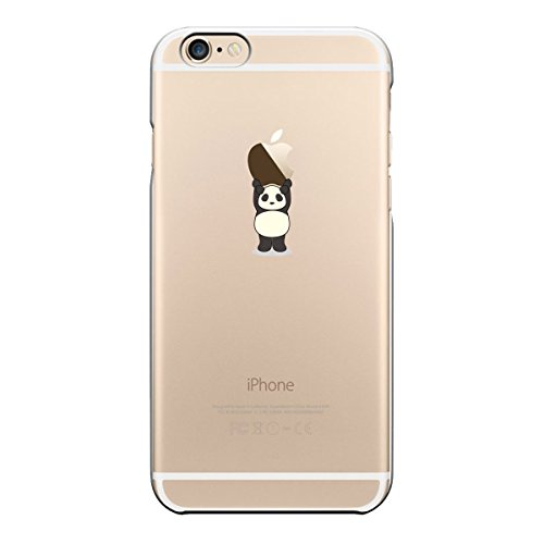 Pacyer® iPhone 6 Plus/6S Plus Custodia Panda TPU Gel Protettivo Skin Shell Case Cover Per Apple iPhone 6 Plus/6S Plus (5,5) 2