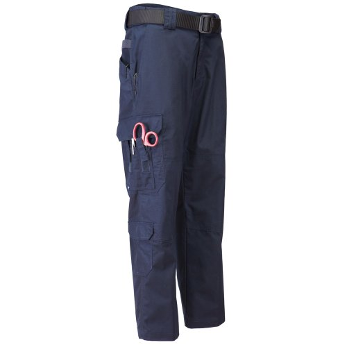 5.11Tactical Damen EMS Hose, Herren damen, dunkles marineblau, 20/Long (Pant Ems 5.11-herren)