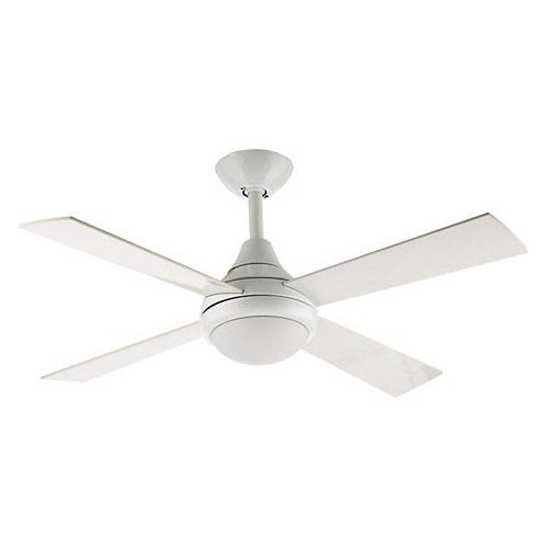 Fantasia Sigma Ceiling Fan 42in White/Remote
