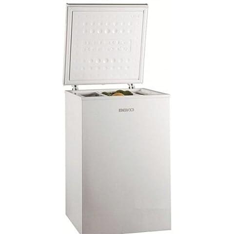 Congelateur Coffre Classe A+ - Beko HS210520 congélateur - congélateurs (Coffre, Autonome,