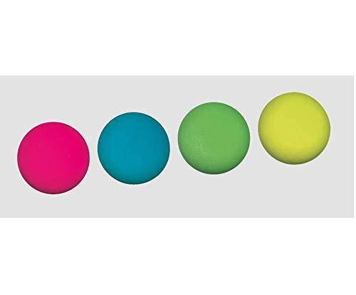 Gummi-Springball Leuchtet Im Dunkeln, Radiergummis, Kunst Versorgt, Brunnen