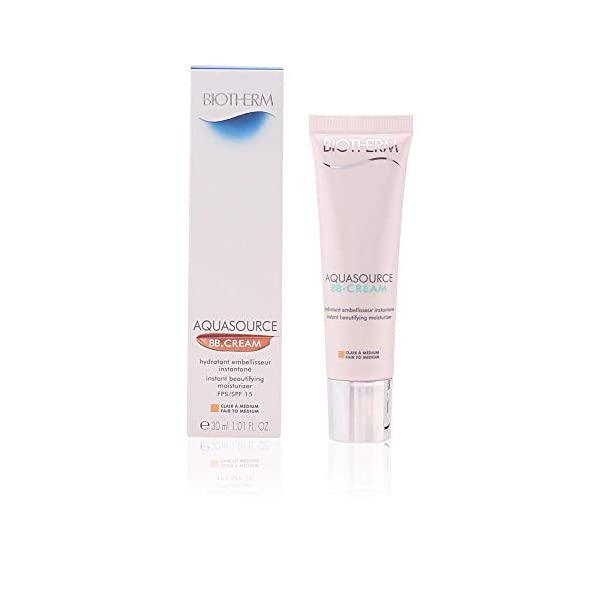 Biotherm Aquasource Bb Cream Spf15#Medium To Gold 30 ml