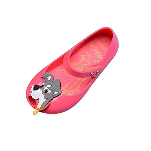 Gladiator Kinder Kostüm Mädchen - Pingtr - Kinder Schuhe Sandalen Hausschuhe für Mädchen - Kinder Prinzessin Schuhe Sandale Ballerina mit Schmetterling und Paillette für Mädchen Kostüm Karneval Party Geburtstag