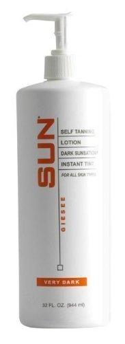 Sun Self Tanning Lotion Dark Sunsation Instant Tint - Very Dark 32 fl.oz. (32. oz) by Sun Laboratories by Sun Laboratories