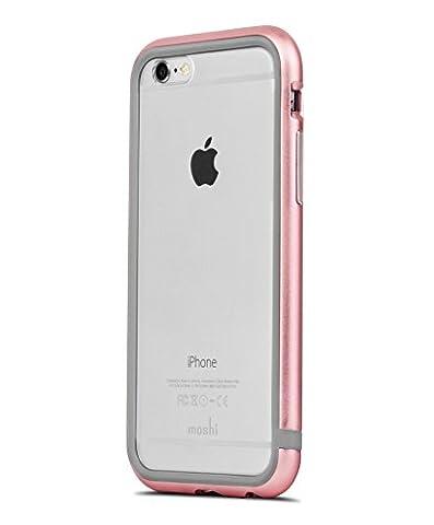 Moshi iGlaze Luxe Coque pour iPhone 6/6S Rose Fuchsia