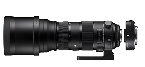 Sigma Objectif KIT 150-600mm F5-6.3 DG OS HSM + TC 1402 Sports - Monture Nikon