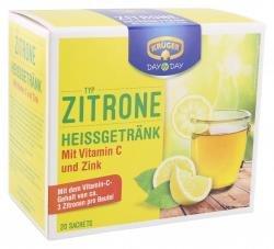 Krüger Citrone Heiss /Kaltgetränk, 10er Pack