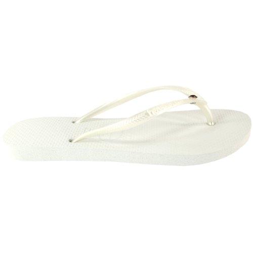 Havaianas - Sandali da donna Bianco