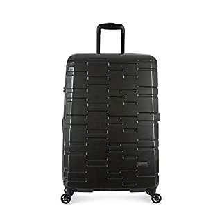 Antler Prism Large Suitcase Charcoal , Size: 78 x 52 x 33