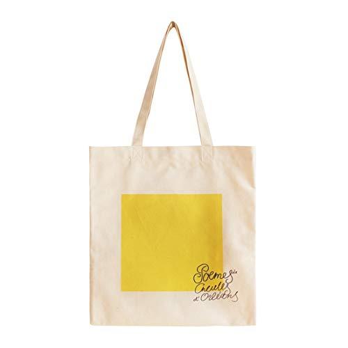 195f50c9aa ZXXFR Kunst Neutral Single Umhängetasche Modische Umwelt Shopping Bag  Student Portable Sail Bag, B