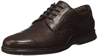 Ruosh Men's Brown Leather Formal Shoes-7 UK/India (40 EU) (1121147520)
