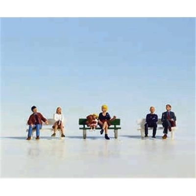Noch 45530 - Sitzende Figuren