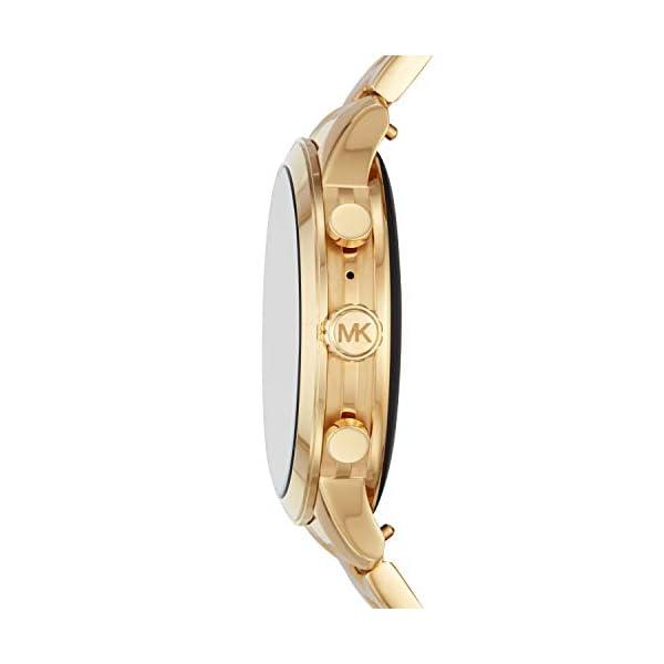 Michael Kors Smartwatch para Mujer con tecnología Wear OS de Google, altavoz, frecuencia cardíaca, GPS, NFC y… 5