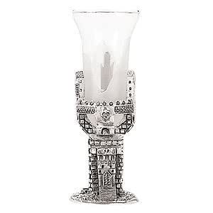 Dark Tower Pewter Shot Glass (Lord of the Rings) Royal Selangor