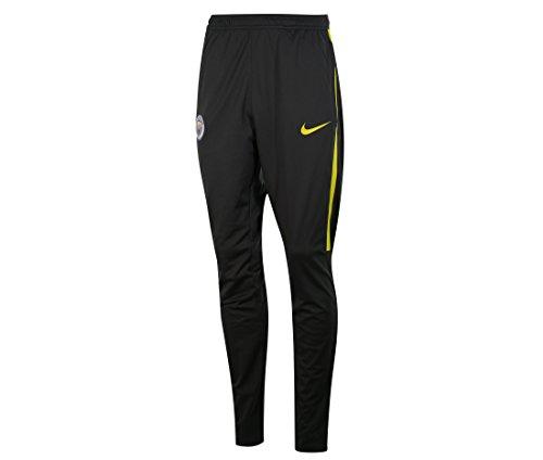 Nike MCFC M NK DRY TRK PANT SQD K - Pantalone, Grigio, M, Uomo