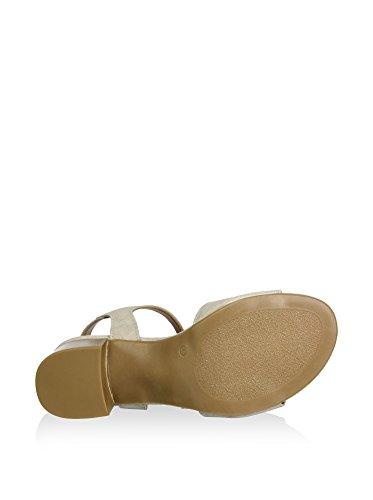 CAFèNOIR Damen Mxl617 Sandalette Perle