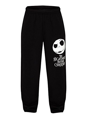 The Nightmare Before Christmas Jack Jogginghose schwarz M