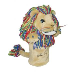 Headcover John Daly Lion -