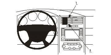brodit-853553-proclip-fr-dodge-charger-magnum-05-07-center-mount
