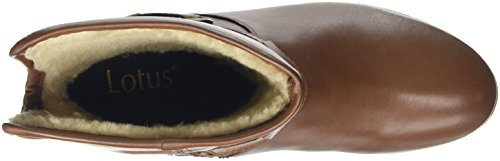 Lotus Madara, Bottes Classiques femme Marron - Brown (Tan Leather)