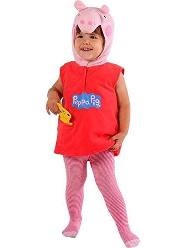 Fancy Me Kinderkostüm, Motiv: Peppa Wutz, 3-5 Jahre