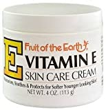 #10: FRUIT OF THE EARTH VITAMIN E SKIN CARE CREAM MOISTURIZES, SOOTHES & PROTECTS FOR YOUNGER LOOKING SKIN