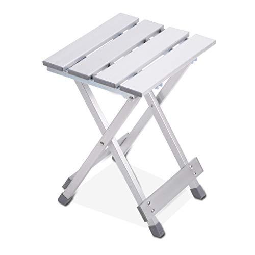 Folding chair Tabouret Pliant, Tabouret de pêche en Aluminium, Tabouret de pêche Portable/Tabouret Pliant de Plage/Tabouret carré