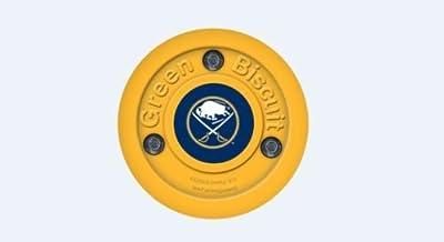 Nuevo off-Ice entrenamiento verde ORIGINAL Biscuit–Buffalo Sabres 2015