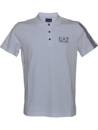 Polo EA7 White