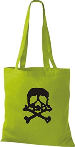 Shirtinstyle , Cabas pour femme - lime green