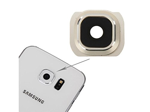 Ekon Camera Lens For Samsung Galaxy S6 edge - Gold