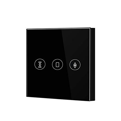 KJRJKG WiFi Smart Wall Light Panel táctil Interruptor Control remoto de 3...