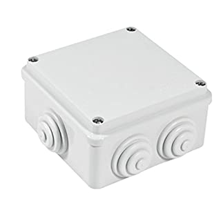 Waterproof Terminal Junction Box IP55 For Outdoor Uses (100 x 100 x70)