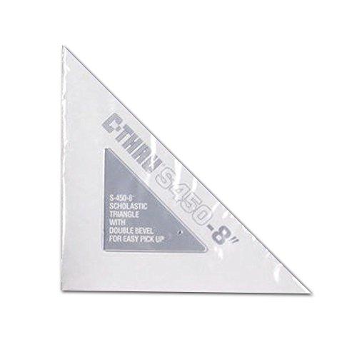 scholastic-45-45-90-triangle-8in