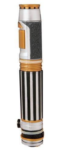 Mace Windu Lichtschwert (Star Wars Kostüm Make Up)