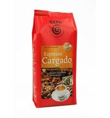 GEPA Espresso Cargado - gemahlen 1 Karton ( 6 x 250 g ) Fair Trade Kaffee