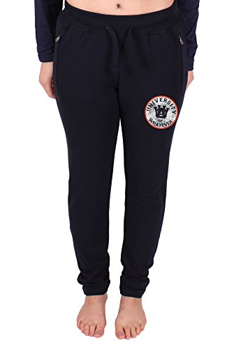 University of Whatever - Pantalon de survêtement Slim Fit - Femme - Varsity Bleu