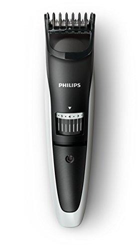 Philips QT4009/15 Beard Trimmer for Men  Black