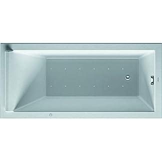Duravit bathtub Starck built-in hydromassage bathtub 760331