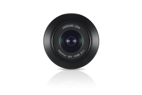 Cheapest Price for Samsung 45mm f/1.8 i-Function Lens – Black on Amazon