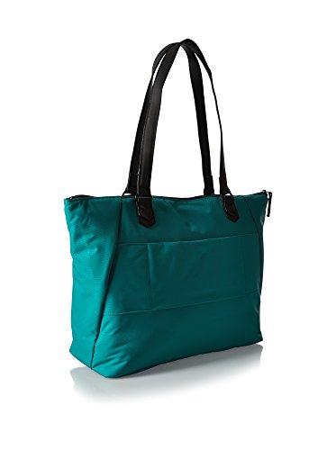 Roncato Diva Shopper Borsa tote 50 cm Smeraldo