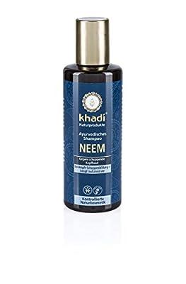 Khadi Ayurvedisches Shampoo Neem
