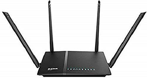 2. D-Link DIR-825 AC 1200 mbps Dual-Band Gigabit Router
