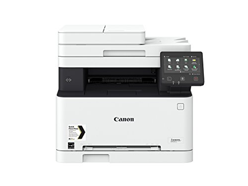 Canon i-Sensys MF635Cx A4 Farblaserdrucker Multifunktionssystem (Drucken, kopieren, scannen, faxen)