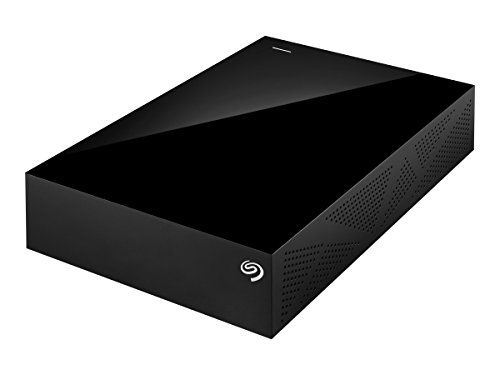 Seagate STDT6000100 6TB External Hard Disk Black Price in India