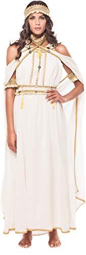 chiber Disfraces Göttin Aphrodite Damen Kostüm (L
